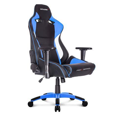 chronopost siege akracing prox gaming chair bleu siège pc akracing sur