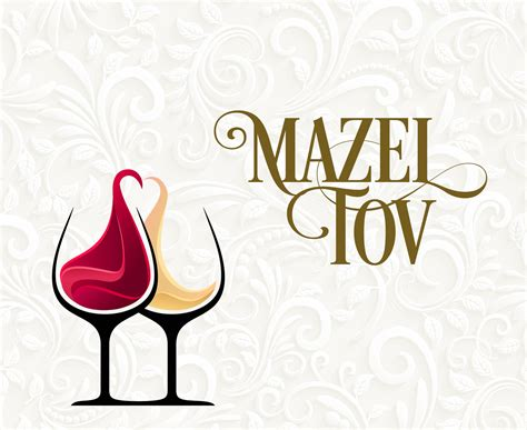 Mazel Tov! Engagement