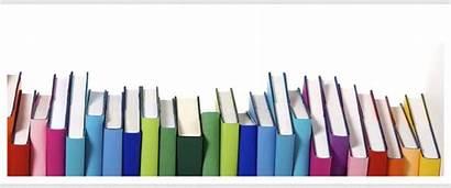 Border Books Library Textbooks Clipart Clip Gulf