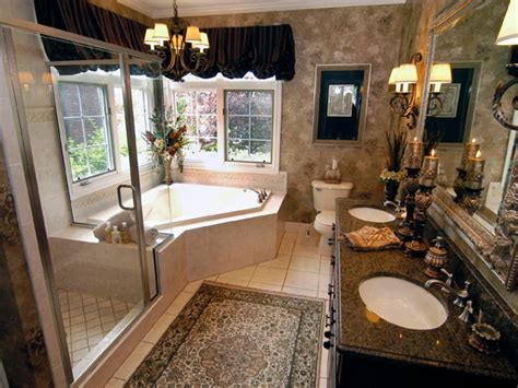 Master Bathroom Ideas Photo Gallery by Bathroom Space Planning Hgtv