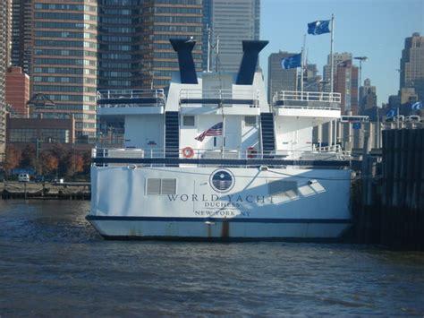world yacht  york city ny  tripadvisor hours