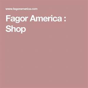 Fagor America   Shop