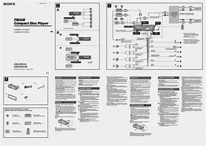 Sony Cdx Gt360mp Wiring Diagram
