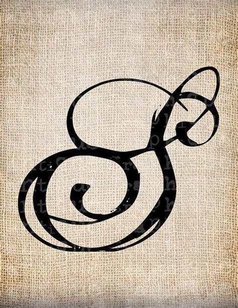 antique letter  script monogram digital  antiquegraphique  letter  tattoo lettering