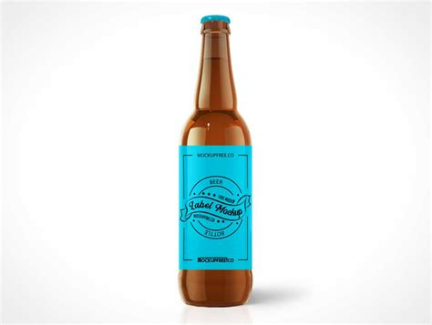 Your resource to discover and connect with designers worldwide. Beer Bottle Mockup Free Psd