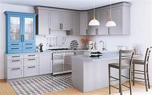 emejing image de cuisine pictures design trends 2017 With idee deco cuisine avec tarif cuisine aménagée
