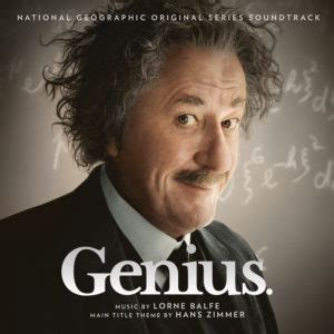 Soundrack Ep For National Geographic's 'genius' To Be