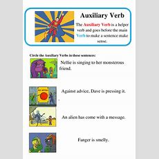 Super Grammar  Auxiliary Verbs  Spag By Lastingliteracy  Teaching Resources Tes