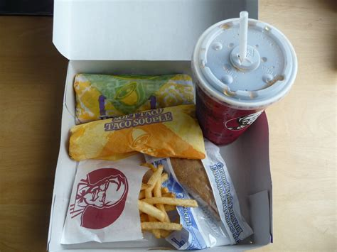 taco bell box dollar canada meal food deal bento fast chihuahua canadian japanese