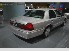 2005 Mercury Grand Marquis Image httpswwwconceptcarz