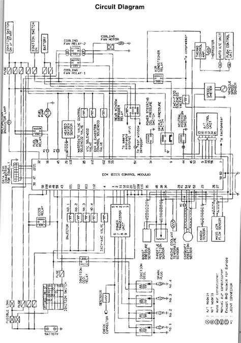 S13 Wire Diagram by S14 Sr20det Into Dohc S13 Installation Nissan Forum