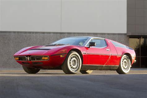 maserati bora 1971 1978 maserati bora review supercars net