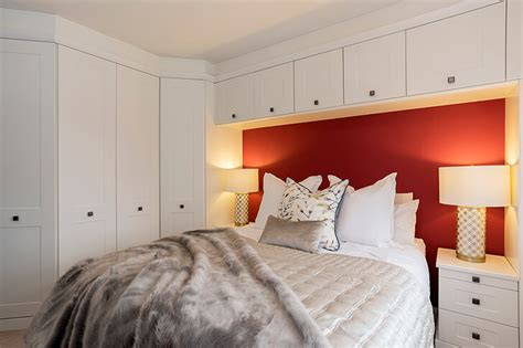 overbed fitted wardrobes built   bed wardrobe