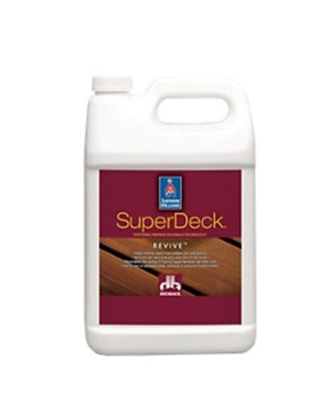 Superdeck Stain Remover
