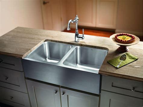 kitchen faucets copper kitchen sinks buying guides designwalls com