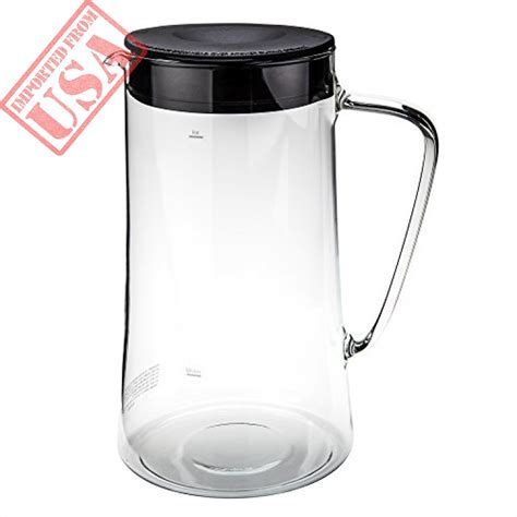 By the way, technically speaking mr. Mr. Coffee 2-in-1 Iced Tea Brewing System with Glass Pitcher