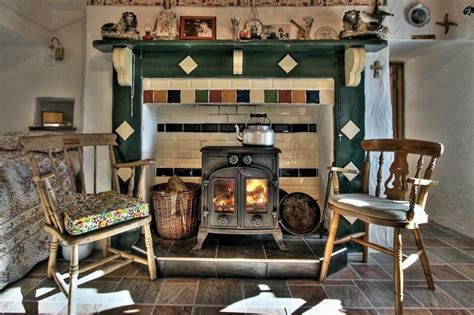 Irish Country Kitchen  Folk Art Pinterest