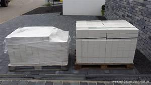 Ytong Steine Verputzen : kalksandsteine zum mauern einem outdoor grill wir bauen ~ Lizthompson.info Haus und Dekorationen