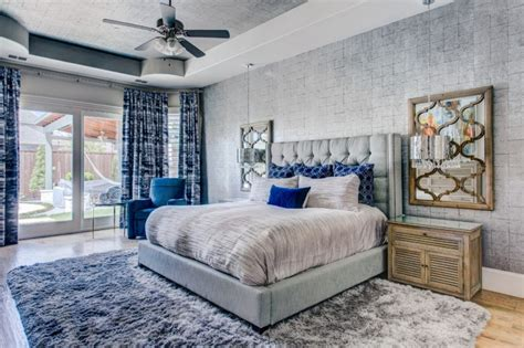 Blue And Bedroom by Ten Ideas Of Dazzling Blue And Gray Bedroom Decohoms