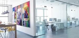 Wandbilder Fürs Büro : gestaltungsideen f r karge b row nde b roratgeber von b rom bel experte ~ Bigdaddyawards.com Haus und Dekorationen
