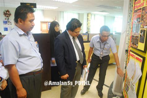 Pejabat daerah dan tanah kuala. 5S PEJABAT DAERAH/TANAH KUALA LANGAT: Audit Pra MPC