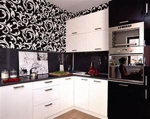 How to Decorate Kitchen Cabinets with Wallpaper: 5 Guides
