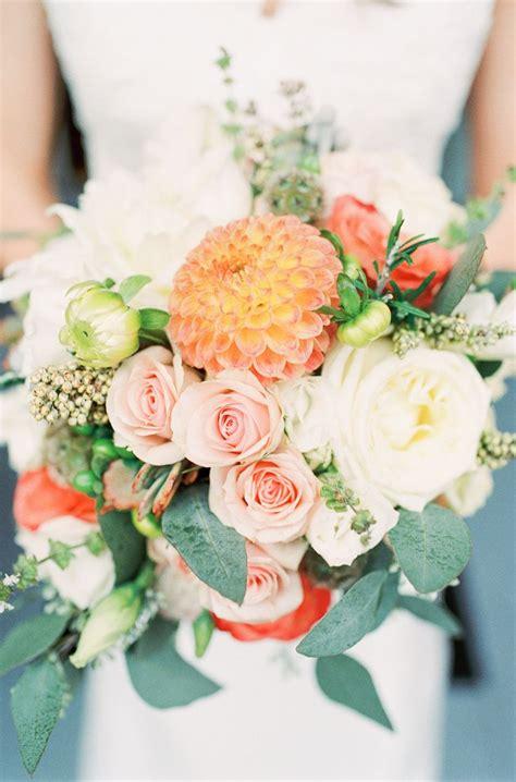Coral Wedding At Mountain Magnolia Inn Read More