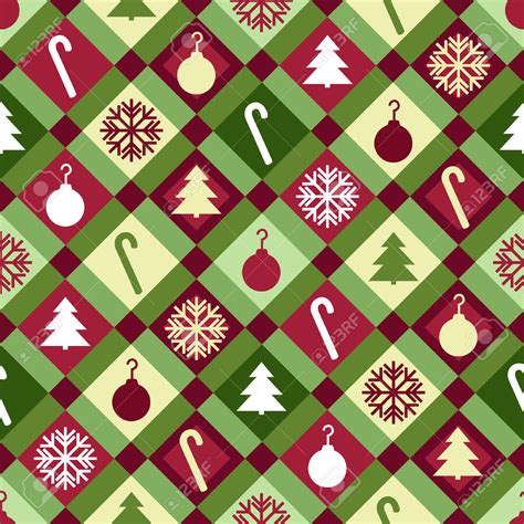 christmas pattern cliparts   clip art