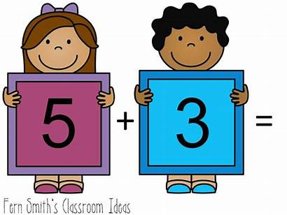 Addition Commutative Property Clipart Teaching Classroom Example