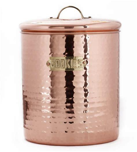 retro canisters kitchen copper kitchen decor guide the 36th avenue
