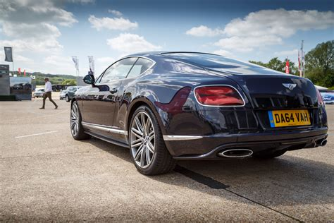Driven 2018 Bentley Continental Gt Speed Coupe Review