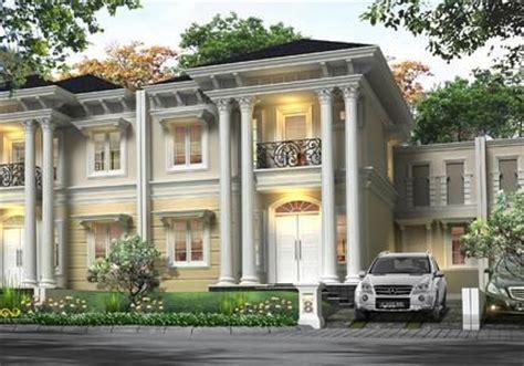 model rumah mewah klasik   model rumah mewah