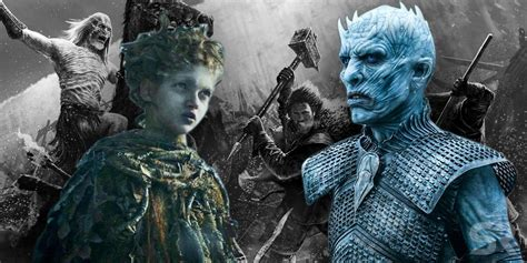Game Of Thrones Mysteries The Long Night Spinoff Will Answer