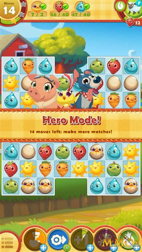 Farm Heroes Saga Game Online