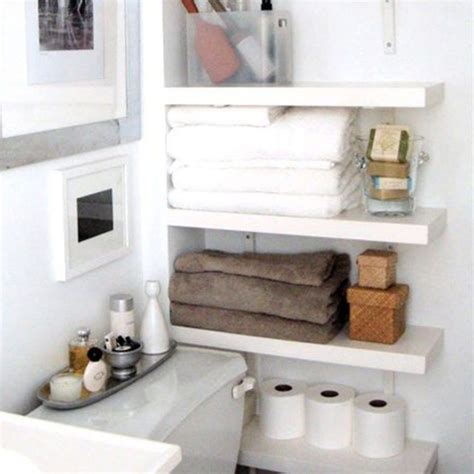 Small Apartment Bathroom Storage Ideas by Creative Storage Solutions For Small Spaces Bathroom