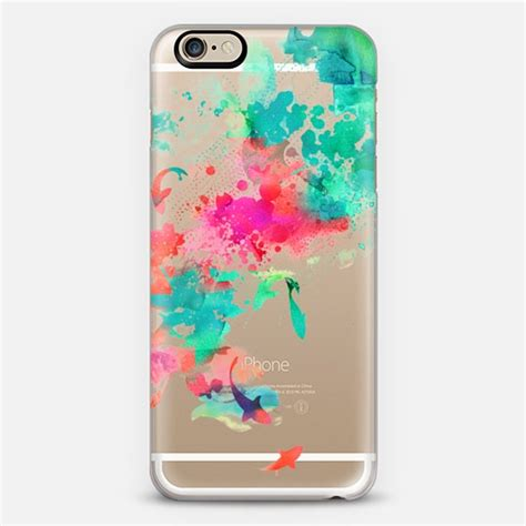 phone cases for iphone 6 watercolor pond iphone 6 by kwan budi casetify