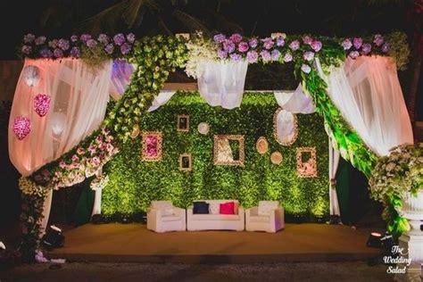 Garden Reception Decoration Ideas by 40 Best Wedding Reception Stage Decoration Ideas For 2018