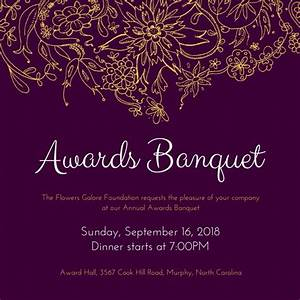 customize 71 banquet invitation templates online canva With banquet invitation templates free