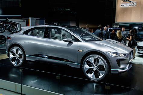 Jaguar I-Pace - teaser, spy shots and concept car pictures ...