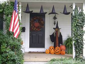 Deco Halloween Diy : easy homemade outdoor halloween decorations images galleries with a bite ~ Preciouscoupons.com Idées de Décoration