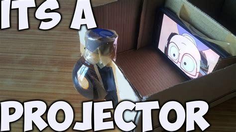projector  home   minutes diy projector
