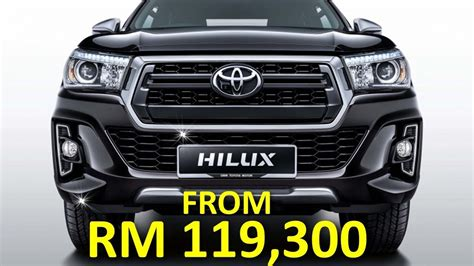 2019 Toyota Hilux Facelift by 2019 Toyota Hilux Facelift Toyota Review Release