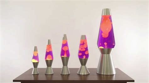 5 Sizes Of Lava Lamps From Lava Lite Youtube