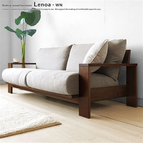 Wood Frame Loveseat by Best 10 Wooden Sofa Ideas On Wooden