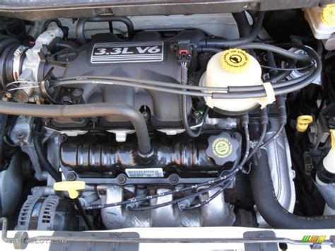 Dodge Caravan 3 3 Engine Diagram 2003 dodge caravan sxt 3 3 liter ohv 12 valve v6 engine