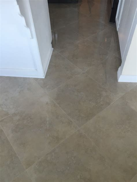tile floor country