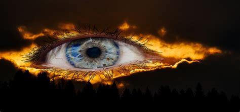 surreal eye fantasy  image  pixabay