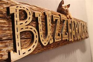 Hand Crafted Business Signs, Custom Wood Signs