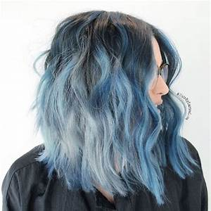 Tumblr Blue Ombre Hair | www.pixshark.com - Images ...