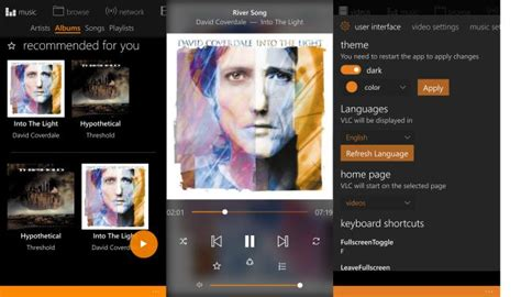 vlc media player available for windows 10 phones and pcs